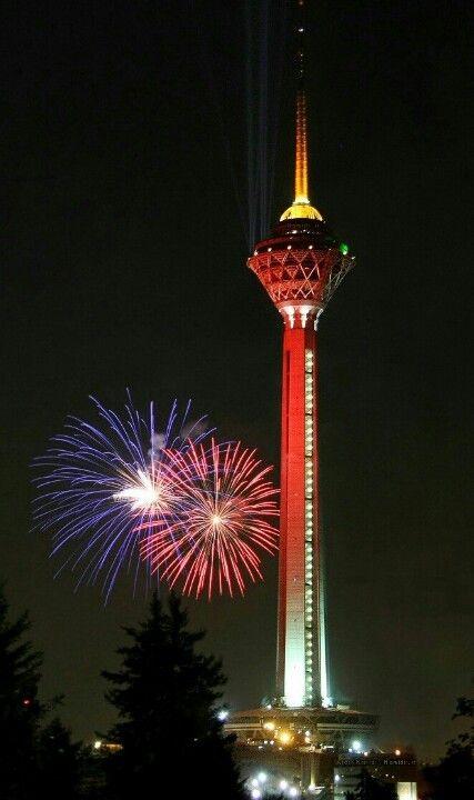 جشن رمضان برج میلاد تهران ۹۸
