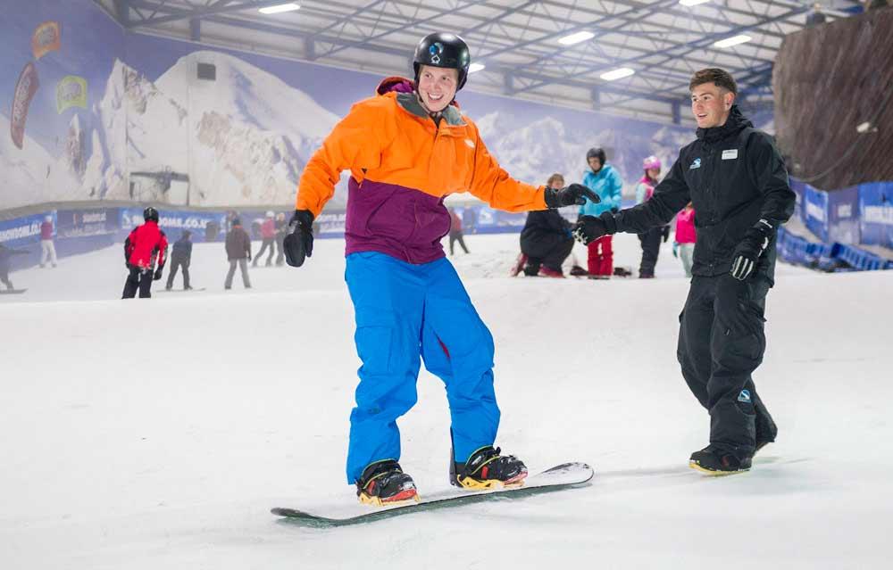 آموزش اسکی در تهران برای مبتدیان