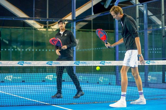 ورزش پدل تنیس